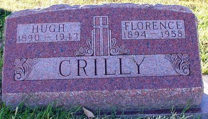 CRILLY, FLORENCE - Woodbury County, Iowa | FLORENCE CRILLY