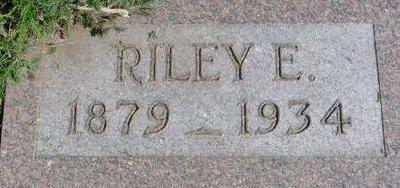 DAVIS, RILEY E. - Woodbury County, Iowa   RILEY E. DAVIS