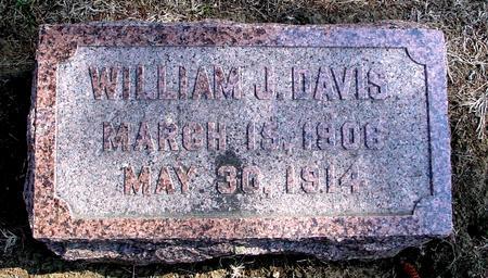 DAVIS, WILLIAM J. - Woodbury County, Iowa | WILLIAM J. DAVIS