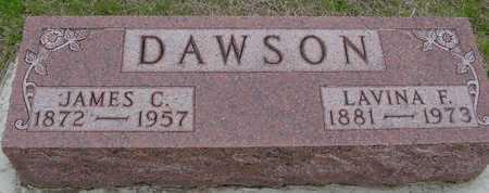 DAWSON, JAMES C. & LAVINA - Woodbury County, Iowa   JAMES C. & LAVINA DAWSON