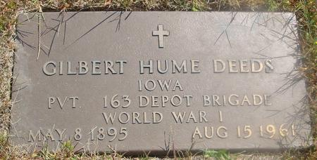 DEEDS, GILBERT HUME - Woodbury County, Iowa | GILBERT HUME DEEDS