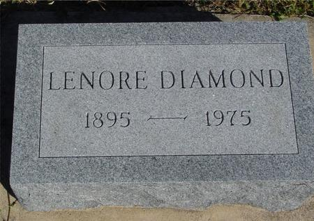 DIAMOND, LENORE - Woodbury County, Iowa | LENORE DIAMOND