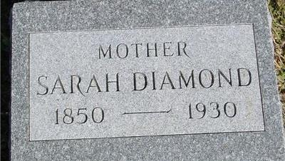DIAMOND, SARAH - Woodbury County, Iowa | SARAH DIAMOND