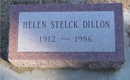DILLON, HELEN - Woodbury County, Iowa | HELEN DILLON