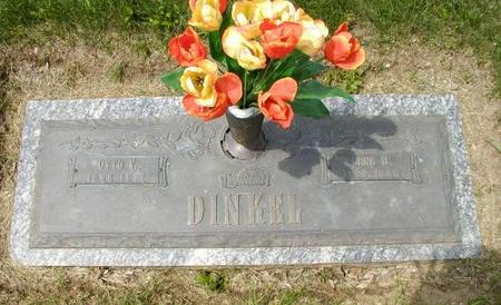 WINTER DINKEL, LENA HELENE - Woodbury County, Iowa | LENA HELENE WINTER DINKEL