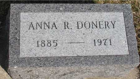 DONERY, ANNA R. - Woodbury County, Iowa | ANNA R. DONERY