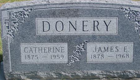 DONERY, JAMES & CATHERINE - Woodbury County, Iowa | JAMES & CATHERINE DONERY