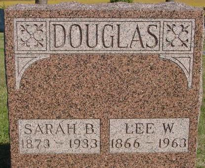 DOUGLAS, LEE & SARAH - Woodbury County, Iowa | LEE & SARAH DOUGLAS