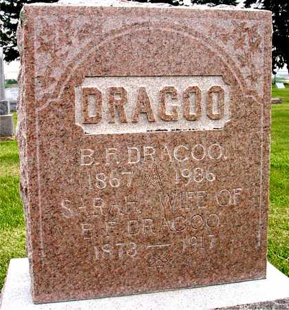 DRAGOO, B. F. & SARAH - Woodbury County, Iowa | B. F. & SARAH DRAGOO