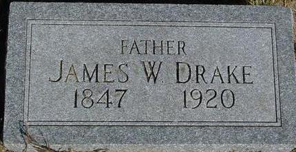DRAKE, JAMES W. - Woodbury County, Iowa | JAMES W. DRAKE