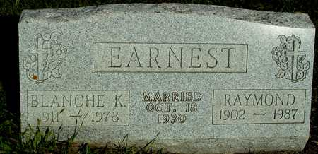 EARNEST, RAY & BLANCHE - Woodbury County, Iowa | RAY & BLANCHE EARNEST