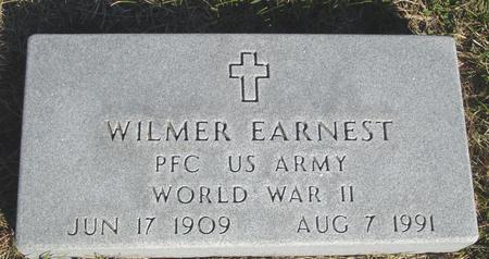 EARNEST, WILMER - Woodbury County, Iowa | WILMER EARNEST