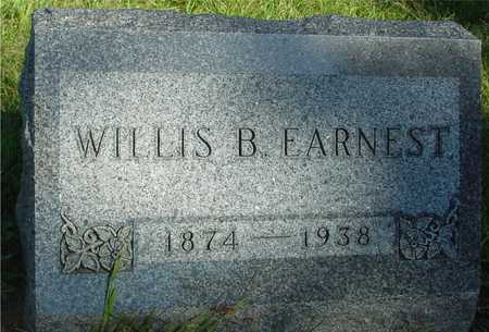 EARNEST, WILLIS B. - Woodbury County, Iowa | WILLIS B. EARNEST