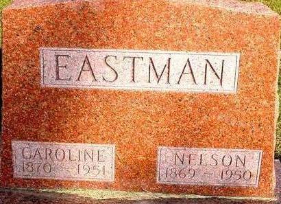 EASTMAN, NELSON & CAROLINE - Woodbury County, Iowa | NELSON & CAROLINE EASTMAN