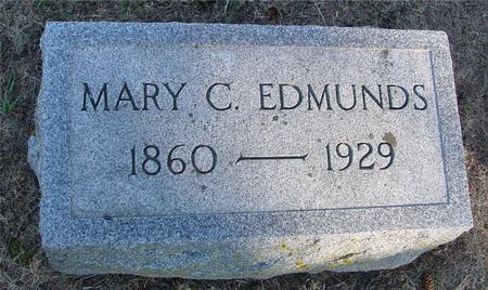 EDMUNDS, MARY C. - Woodbury County, Iowa | MARY C. EDMUNDS