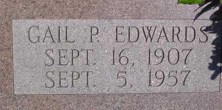 EDWARDS, GAIL P. - Woodbury County, Iowa | GAIL P. EDWARDS
