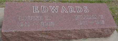 EDWARDS, WILLIAM & LOUISE - Woodbury County, Iowa | WILLIAM & LOUISE EDWARDS