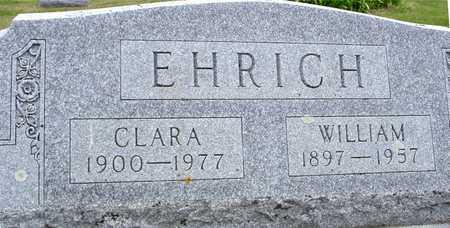 EHRICH, WILLIAM & CLARA - Woodbury County, Iowa | WILLIAM & CLARA EHRICH