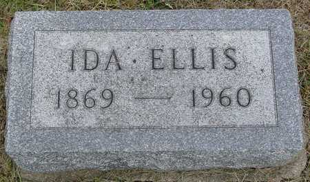ELLIS, IDA - Woodbury County, Iowa | IDA ELLIS