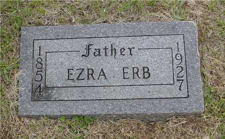 ERB, EZRA - Woodbury County, Iowa | EZRA ERB