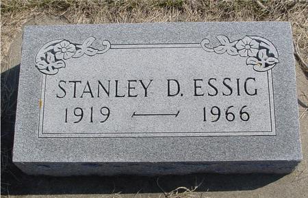 ESSIG, STANLEY D. - Woodbury County, Iowa | STANLEY D. ESSIG