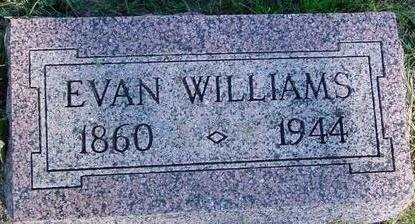 WILLIAMS, EVAN - Woodbury County, Iowa | EVAN WILLIAMS