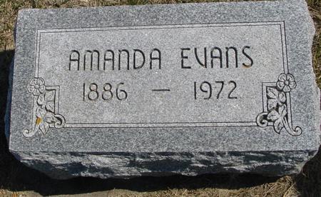 EVANS, AMANDA - Woodbury County, Iowa | AMANDA EVANS