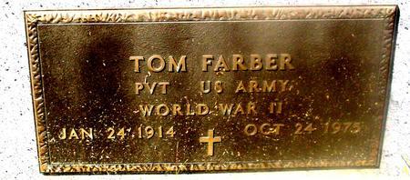 FARBER, TOM - Woodbury County, Iowa | TOM FARBER