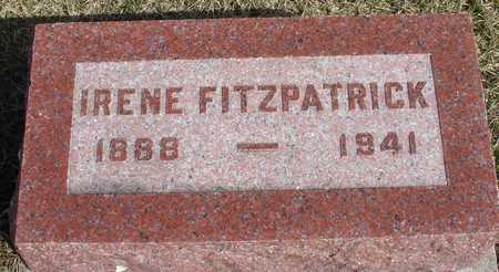 FITZPATRICK, IRENE - Woodbury County, Iowa | IRENE FITZPATRICK
