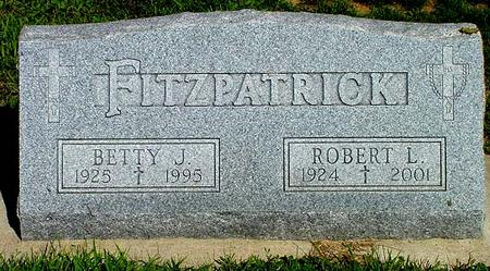 FITZPATRICK, BETTY J - Woodbury County, Iowa | BETTY J FITZPATRICK