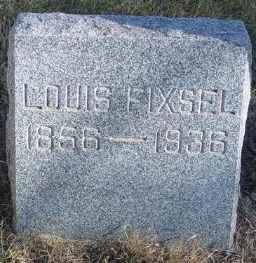 FIXSEL, LOUIS - Woodbury County, Iowa | LOUIS FIXSEL