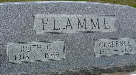 FLAMME, CLARENCE & RUTH - Woodbury County, Iowa | CLARENCE & RUTH FLAMME