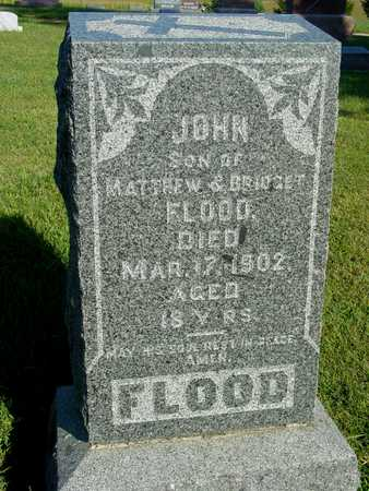 FLOOD, JOHN - Woodbury County, Iowa | JOHN FLOOD