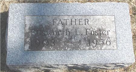 FOSTER, ELLSWORTH L. - Woodbury County, Iowa | ELLSWORTH L. FOSTER