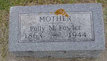 FOWLER, POLLY M. - Woodbury County, Iowa | POLLY M. FOWLER