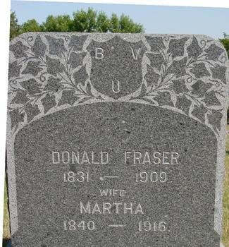 FRASER, DONALD & MARTHA - Woodbury County, Iowa | DONALD & MARTHA FRASER