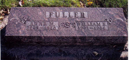 FULLER, WILLIAM - Woodbury County, Iowa | WILLIAM FULLER