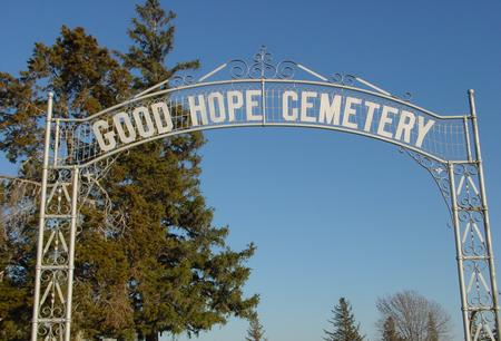 GOOD HOPE, CEMETERY - Woodbury County, Iowa | CEMETERY GOOD HOPE