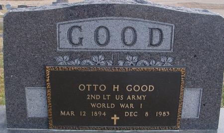 GOOD, OTTO H. - Woodbury County, Iowa | OTTO H. GOOD