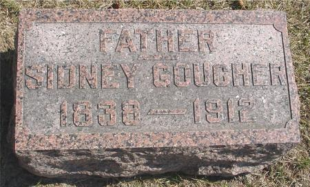 GOUCHER, SIDNEY - Woodbury County, Iowa | SIDNEY GOUCHER