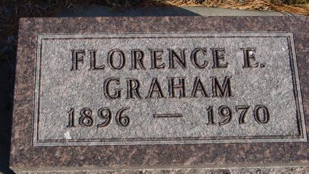 GRAHAM, FLORENCE F. - Woodbury County, Iowa | FLORENCE F. GRAHAM