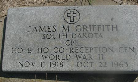 GRIFFITH, JAMES M. - Woodbury County, Iowa | JAMES M. GRIFFITH