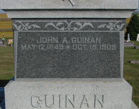 GUINAN, JOHN A. - Woodbury County, Iowa | JOHN A. GUINAN