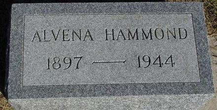 HAMMOND, ALVENA - Woodbury County, Iowa | ALVENA HAMMOND