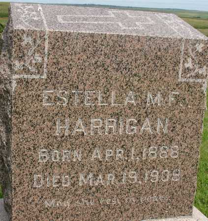 HARRIGAN, ESTELLA M. F. - Woodbury County, Iowa | ESTELLA M. F. HARRIGAN