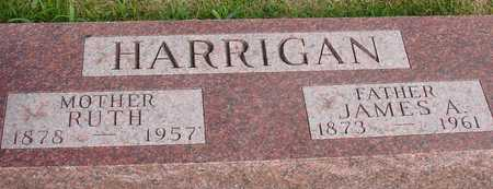 HARRIGAN, JAMES H.  &  RUTH - Woodbury County, Iowa | JAMES H.  &  RUTH HARRIGAN