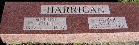 HARRINGTON, JAMES A. & RUTH - Woodbury County, Iowa | JAMES A. & RUTH HARRINGTON