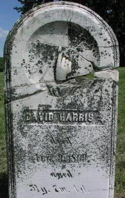 HARRIS, DAVID - Woodbury County, Iowa | DAVID HARRIS