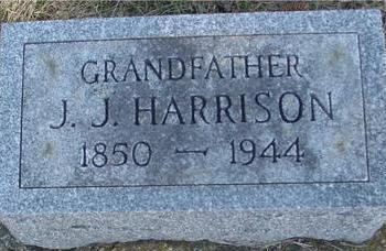 HARRISON, J. J. - Woodbury County, Iowa | J. J. HARRISON