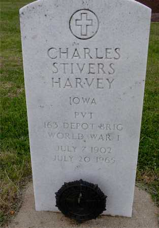 HARVEY, CHARLES STIVERS - Woodbury County, Iowa | CHARLES STIVERS HARVEY